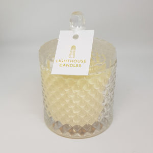 Geo Crystal Candles
